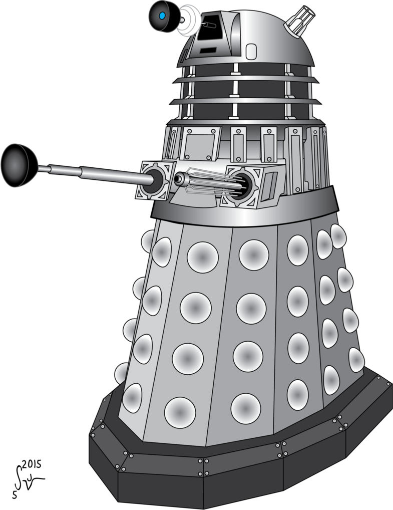 Doctor who dalek png. From modern series by