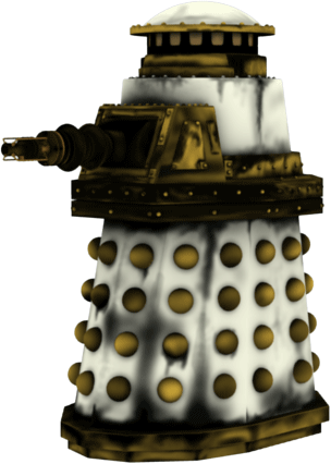 Doctor who dalek png. Ai playertype daleks classic