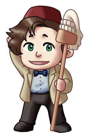 Doctor who fan art png. For whovians images fanart