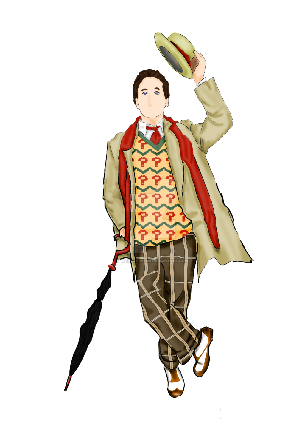 Doctor who fan art png. Seventh illustration by nathanielism