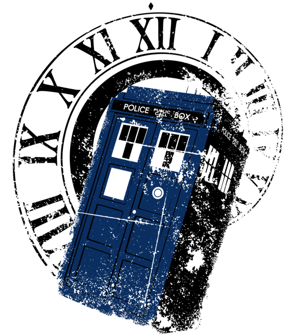 Doctor who fan art png. Happy birthday by mad