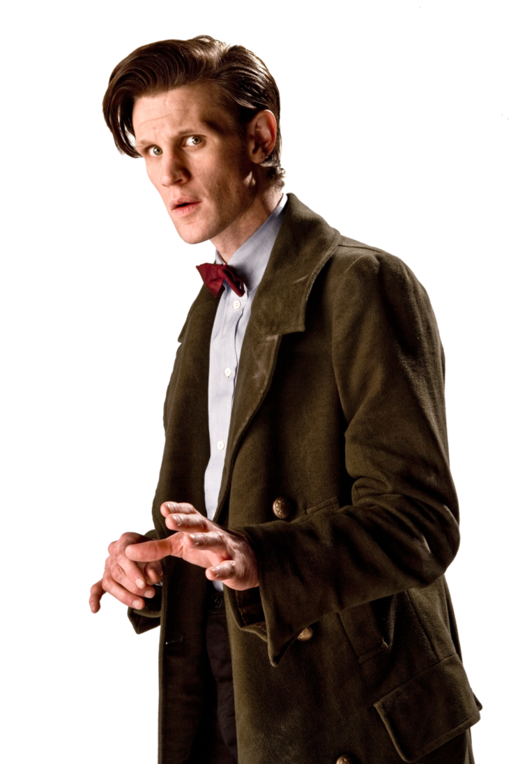 Doctor who png. Render by cgartiste
