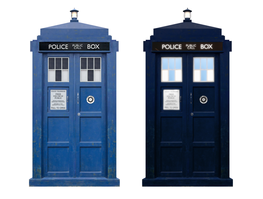 Doctor who tardis png. Th s series