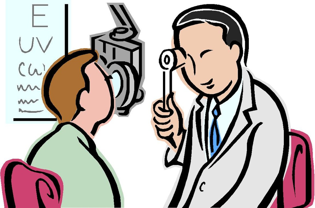 Doctors clipart eye doctor. Our practice total vision