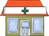 Doctors clipart office building. Pharmacy panda free images