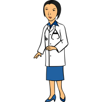 Doctors clipart thinking. Download doctor category png