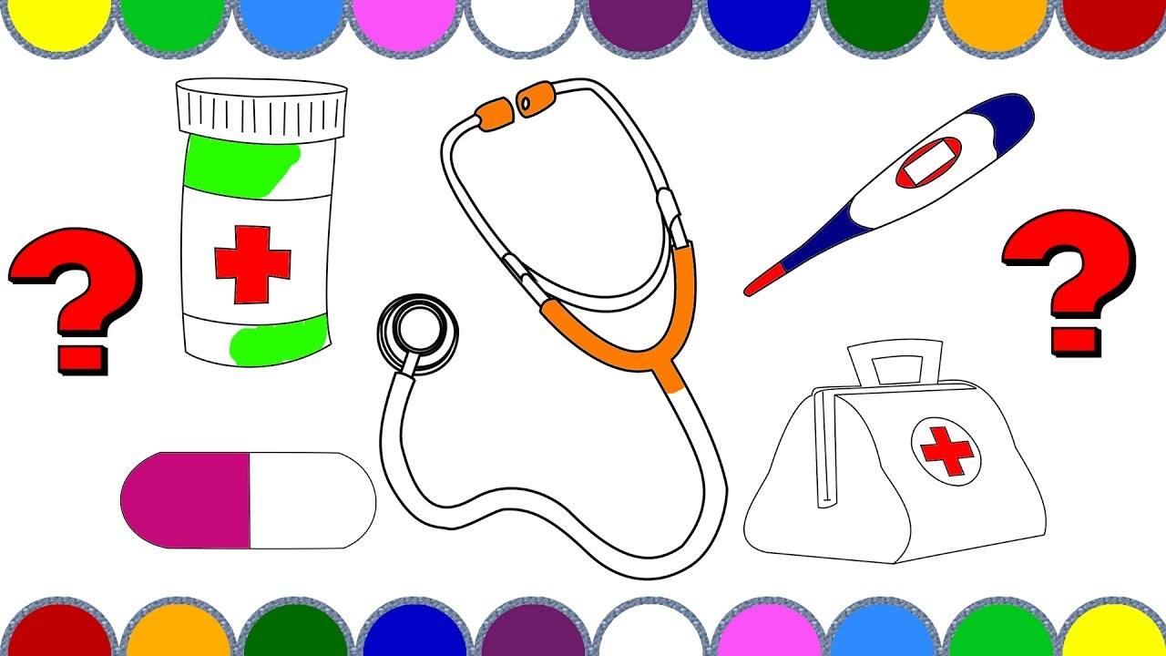 Doctors clipart tool kit. Doctor drawing at getdrawings