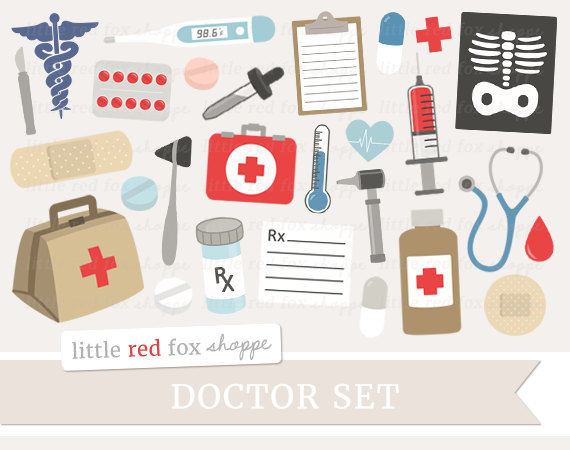 doctors clipart tool kit