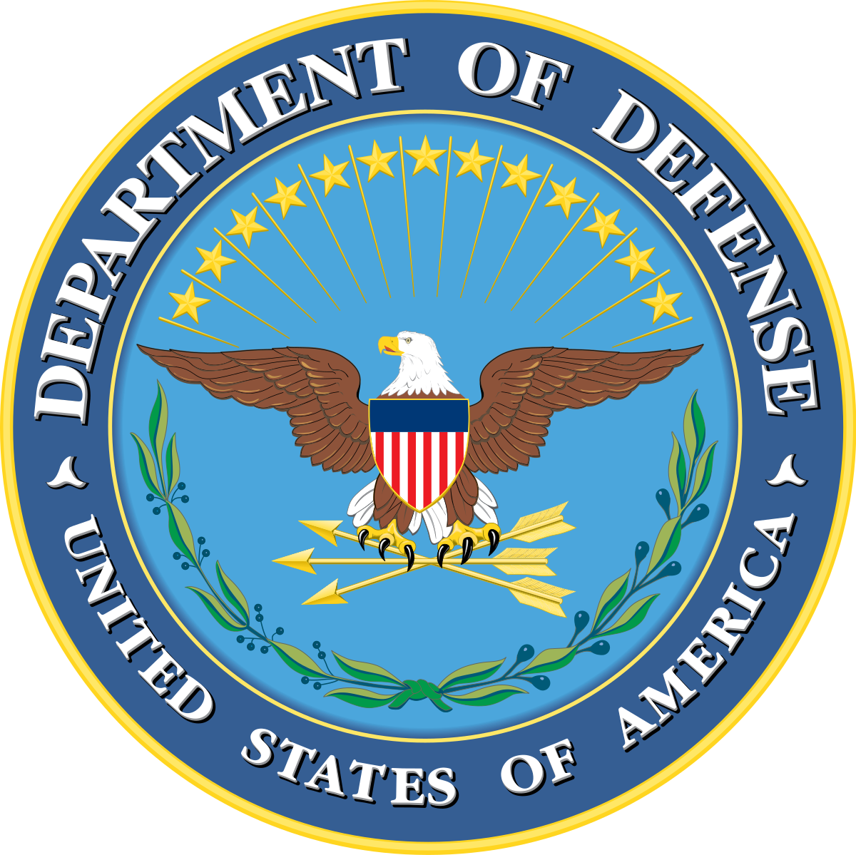 Dod seal png. United states department of