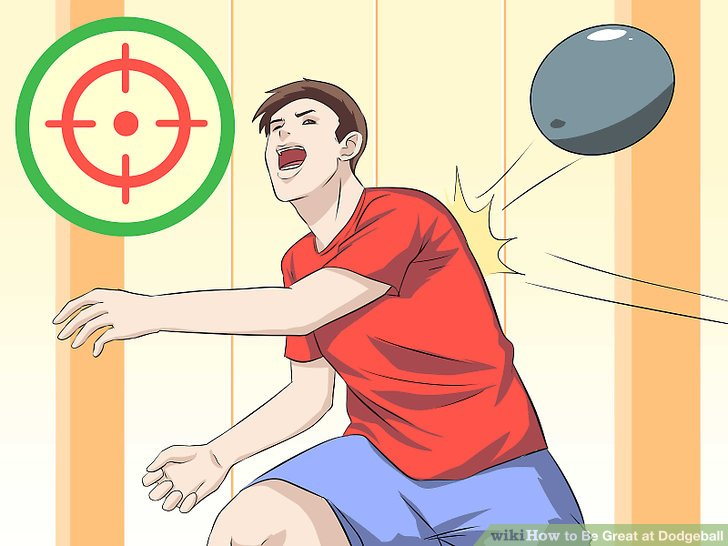 Dodgeball clipart golden. Ways to be
