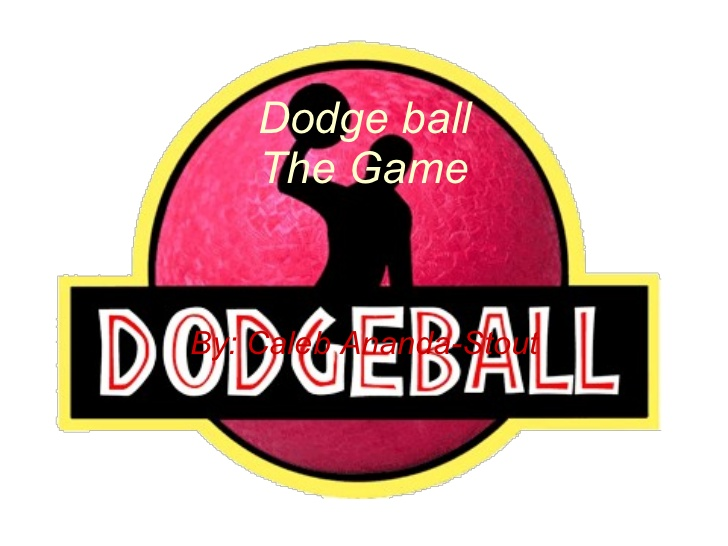 Dodgeball clipart group game. Dodge ball the by