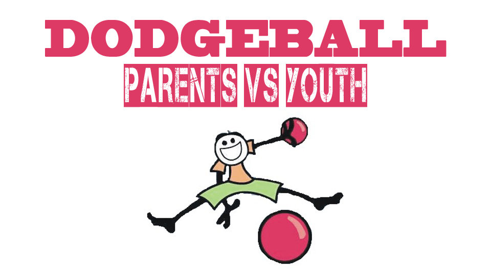 Dodgeball clipart youth. Events parents vs first