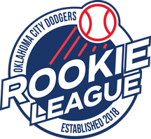 Okc rookie league oklahoma. Dodgers drawing png library stock