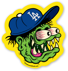 Pin by icang on. Dodgers drawing picture freeuse library