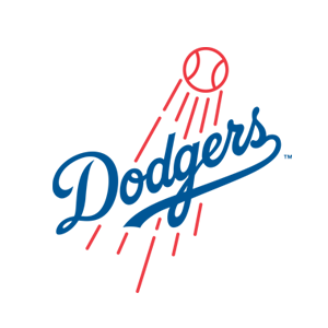 Los angeles fans don. Dodgers drawing car clipart black and white