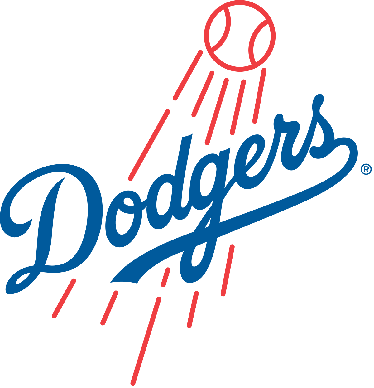 Los angeles wikipedia . Dodgers drawing loco jpg transparent