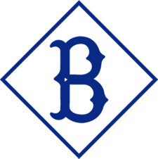 History of the brooklyn. Dodgers drawing car png black and white download