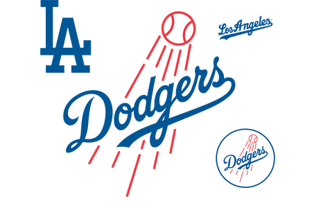 Dodgers vector desktop. Los angeles logo png