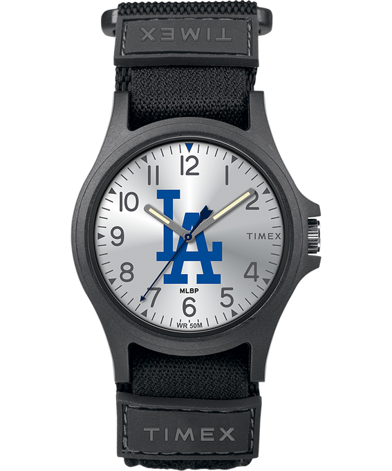 Dodgers vector old. Los angeles watches timex