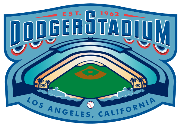 Dodgers svg los. Dodger stadium on wikinow