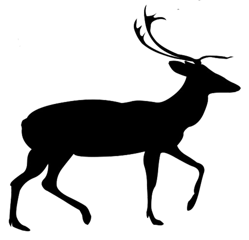 Doe vector. Buck and royalty