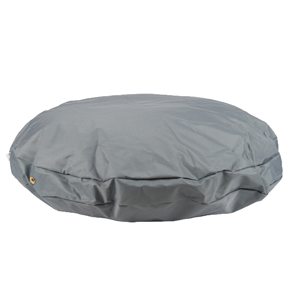 Dog bed png. Outdoor waterproof round snoozer