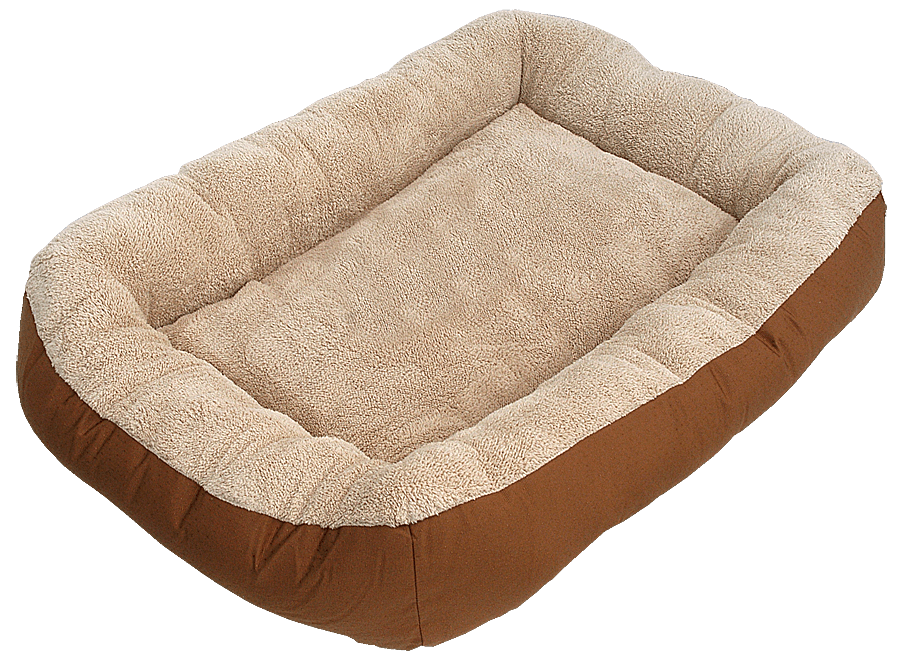 Dog bed png. W bumpers x d