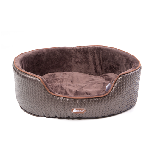 Dog bed png. Pu leather pet beds
