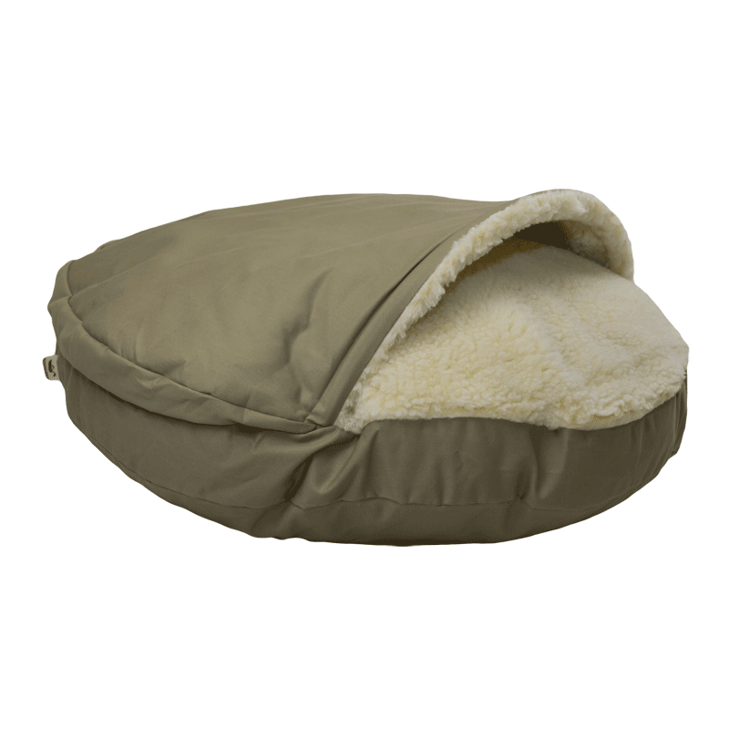 Dog bed png. Snoozer orthopedic cozy cave