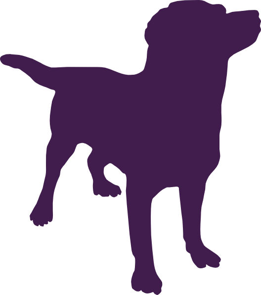 Dogs vector dog bone. Silhouette at getdrawings com