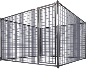 Wire crate png. Premier dog kennels priefert