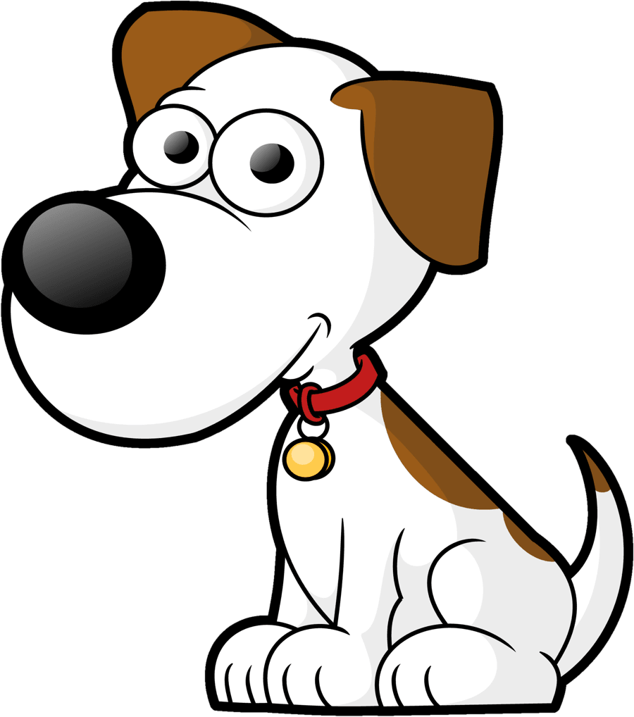 License white plains ny. Dog clip art domestic dog picture royalty free download