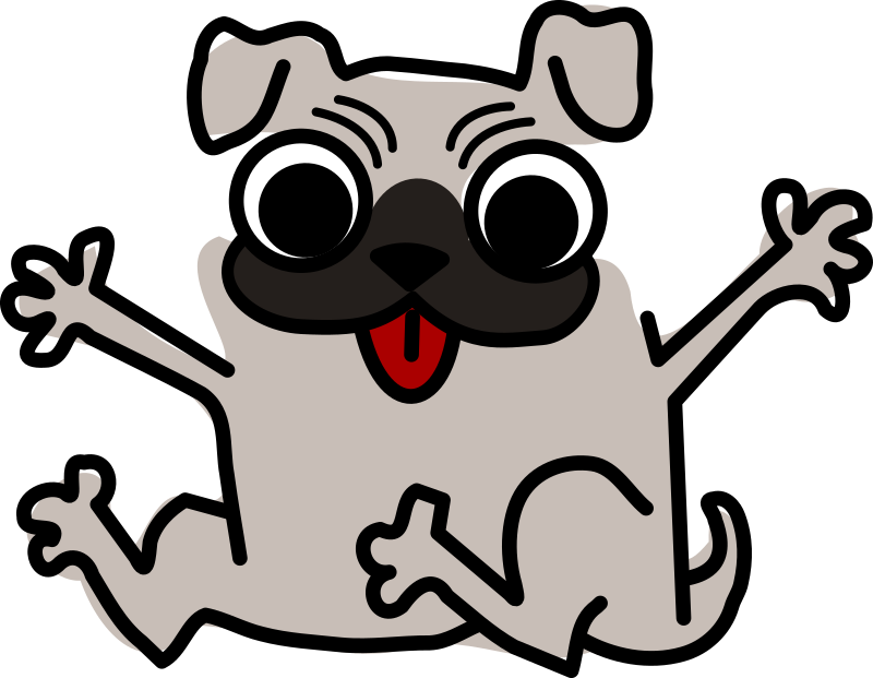 Dogs clipart png. Dog medium image