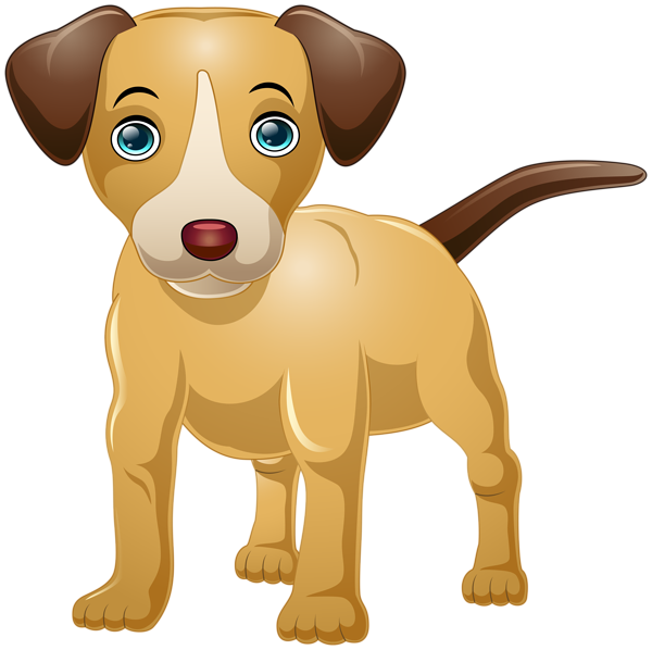 Dog clip art png. Cartoon image gallery yopriceville