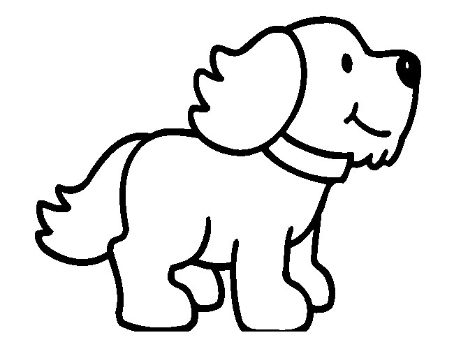 Dog clip art printable. Templates ideal vistalist co