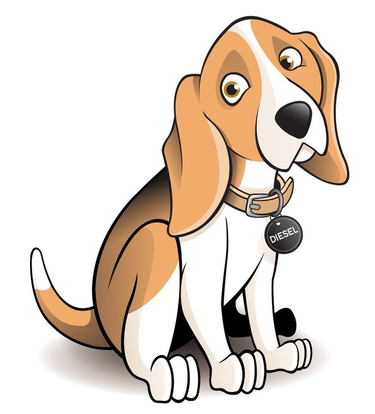 Dog clip art. Best clipart dogs
