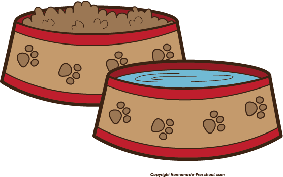 Dog food bowl png. Clipart kid kccanine happy
