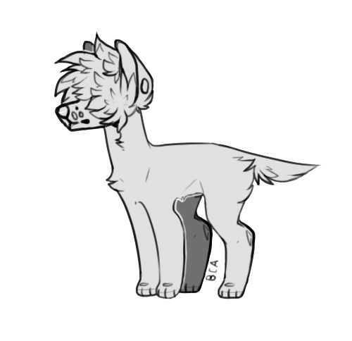 Transparent base doggo. Image hair png joke