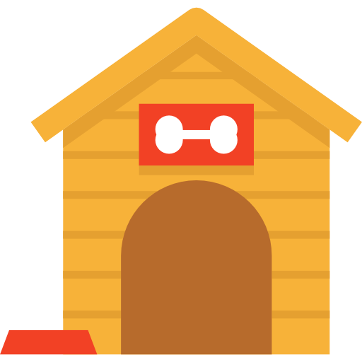 Dog house png. Kennel furniture and household