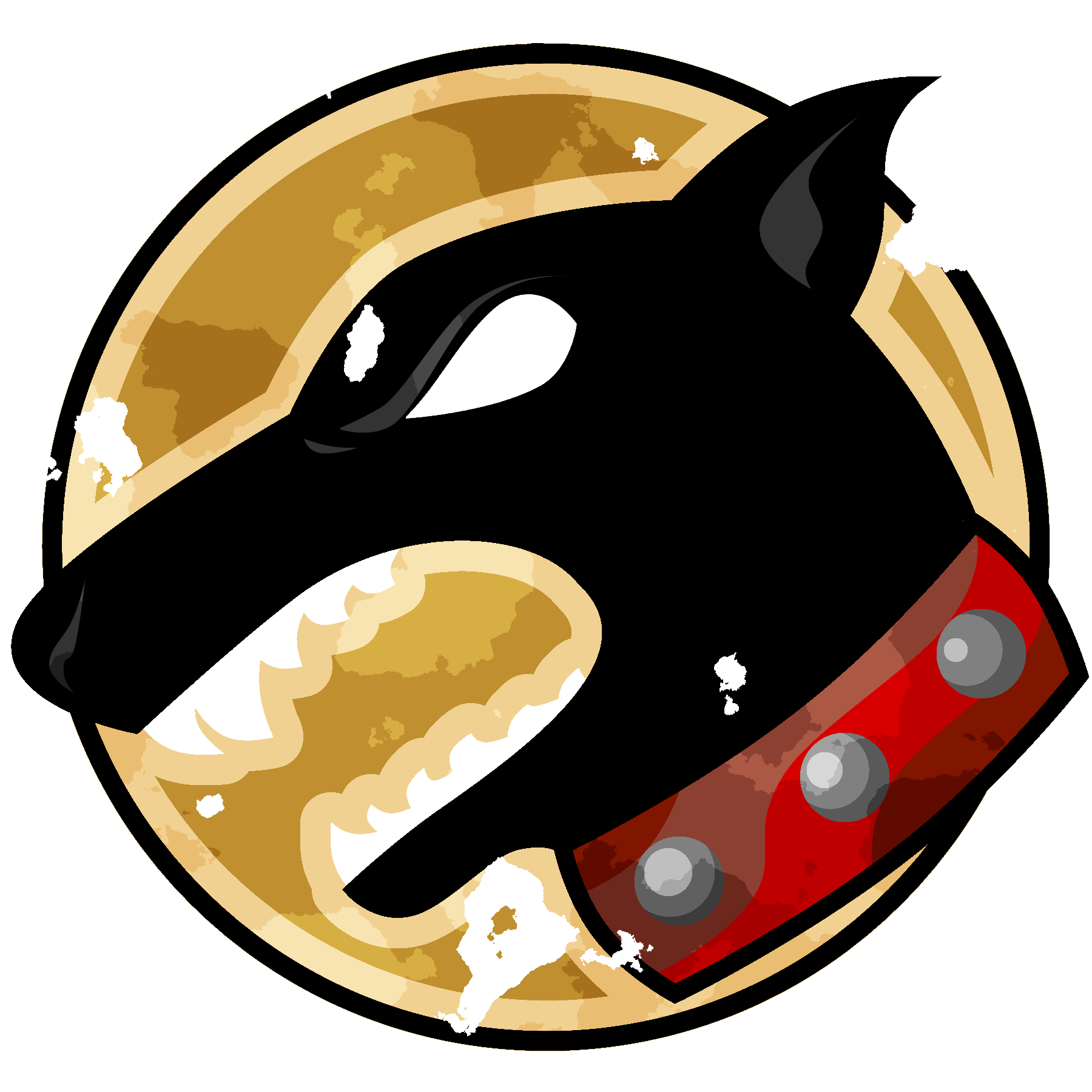 Dog mouth png. Black dogs battlezone wiki