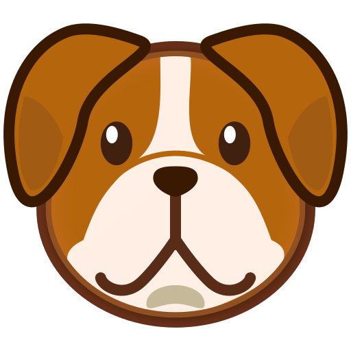 Dog face png. Clipart