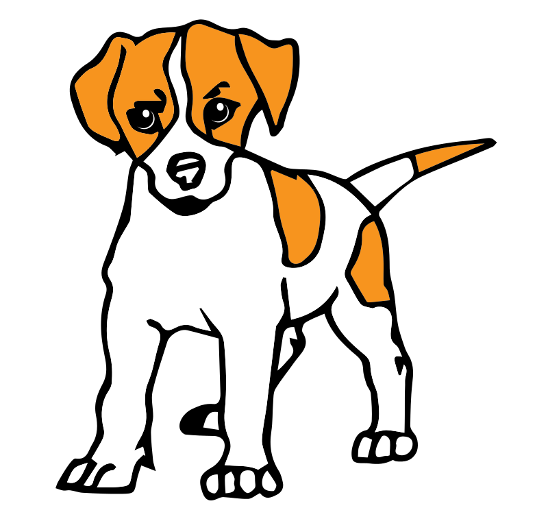 Dog png clipart. Birthday hd transparent images