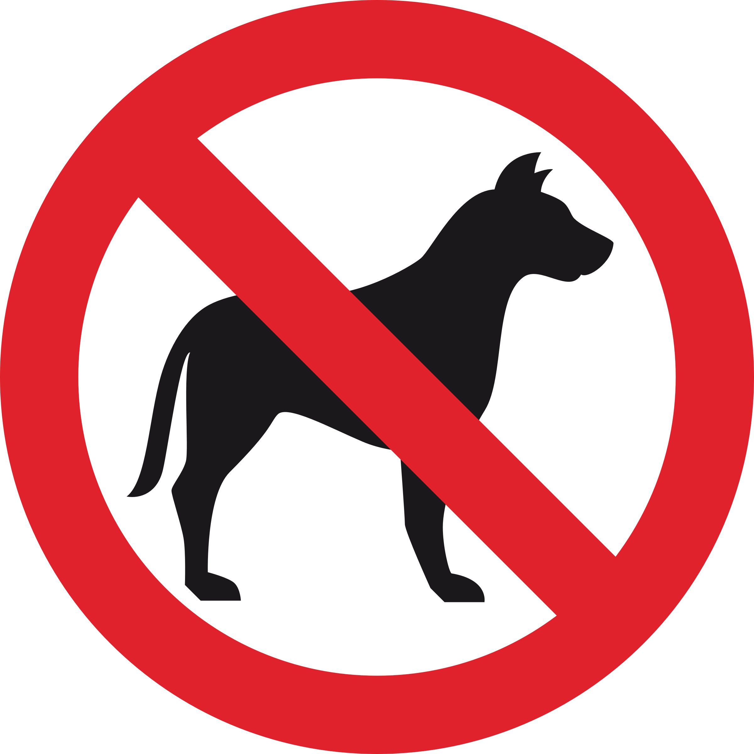 Dog pooping png. No sign icons free