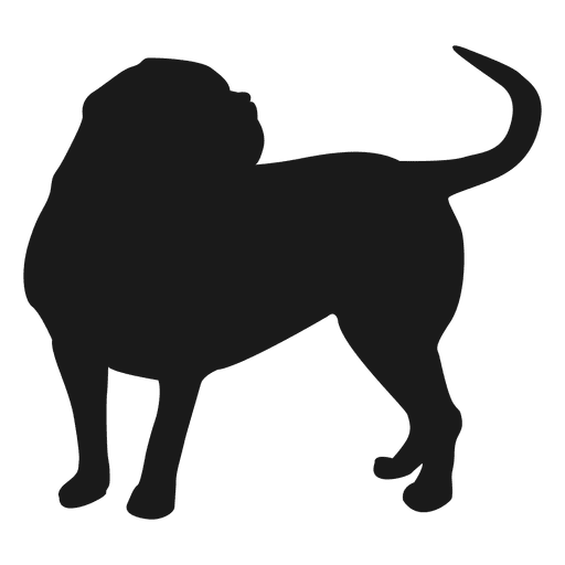 Yorkie svg silhouette. Dog transparent png vector graphic royalty free