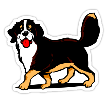 Dog sticker png. Stickers cartoon of dogs