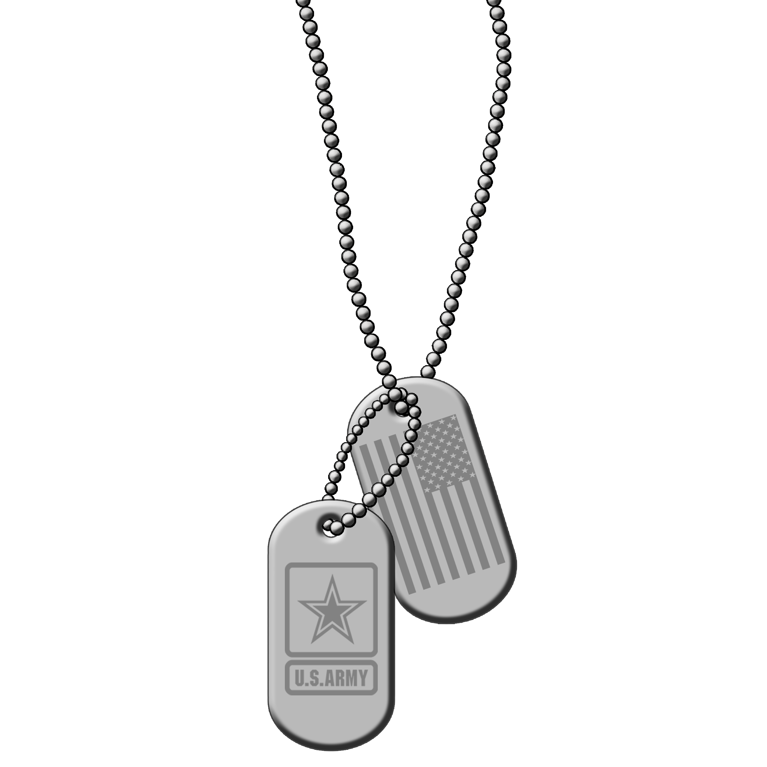 Dog tag png. Id tags silver metal