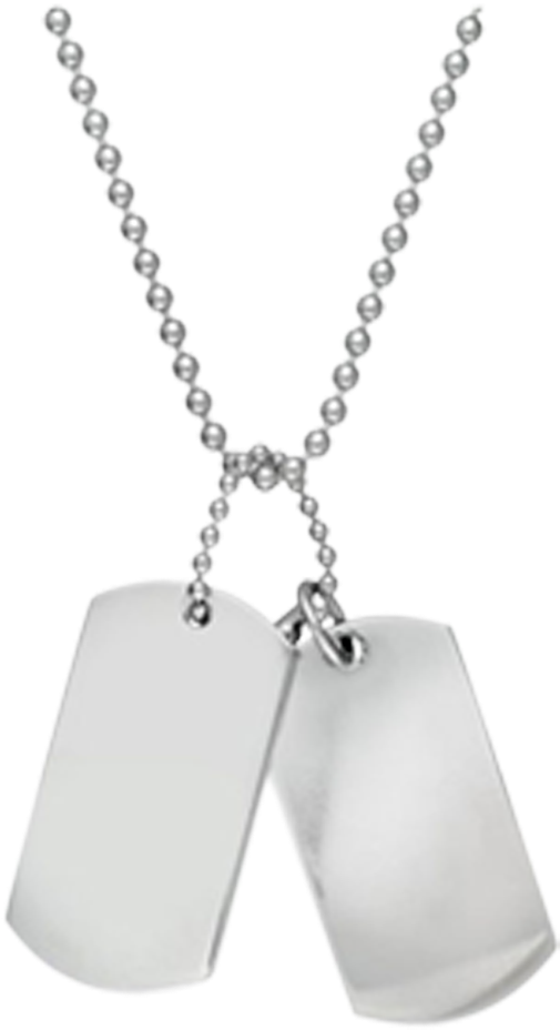Dog tags png. Download hd clipart black