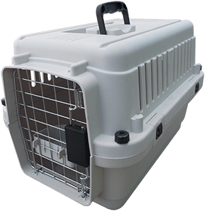 Dog travel crate png. Calculator domestic and international