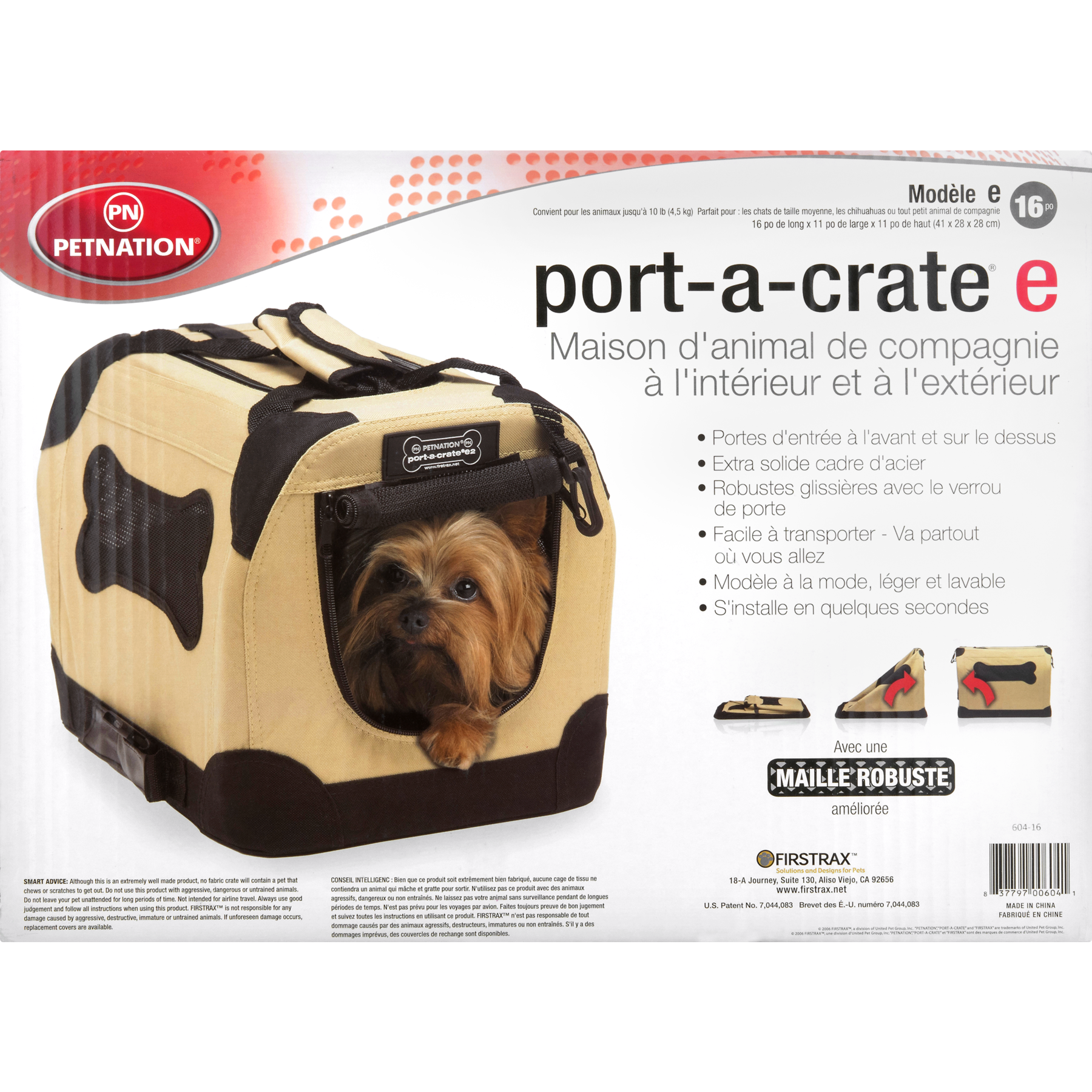 Dog travel crate png. Petnation port a available
