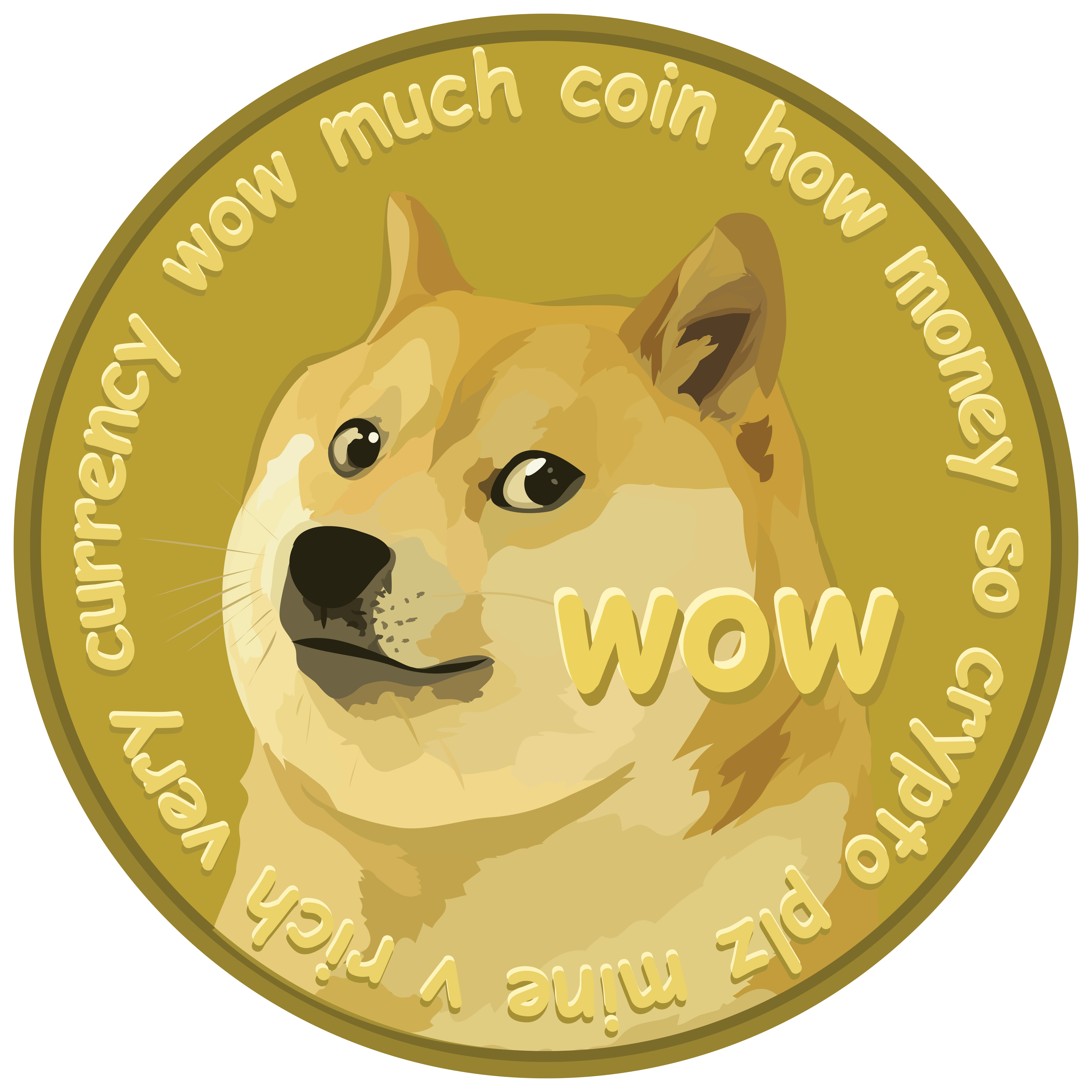 Shibe transparent flying. Update dogecoin png archive